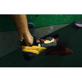 La Sportiva Skwama Climbing Shoes black/yellow